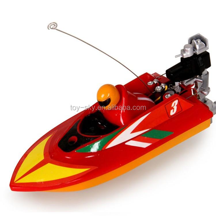 Hot Sale Huanqi Educational Mini Remote Control Bathtub Speed Boat ...