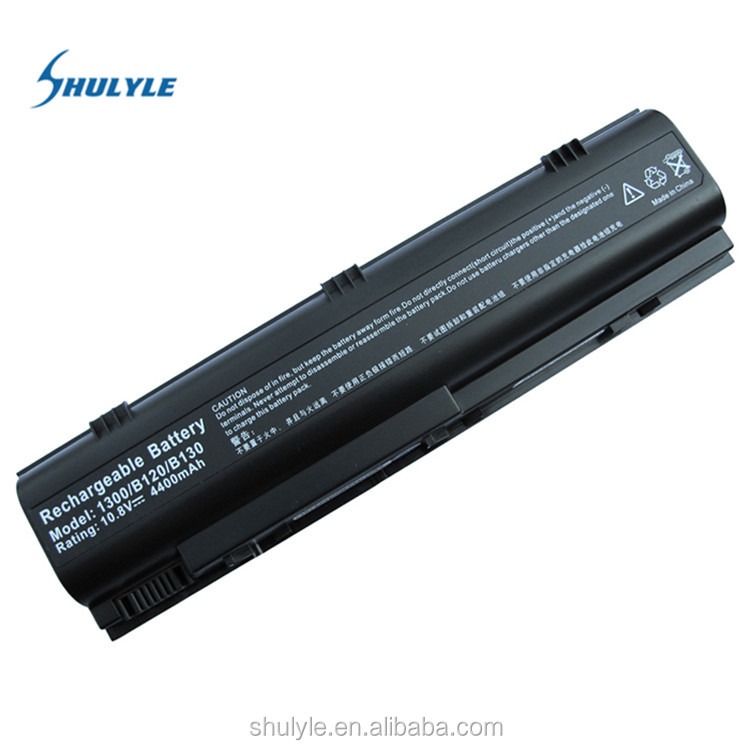 10.8V 4400mAh New Replacement Laptop Battery for Dell 1300 312-0366, 312-0416, 451-10289