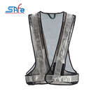 Factory price cheap working tool reflective security vests for sale