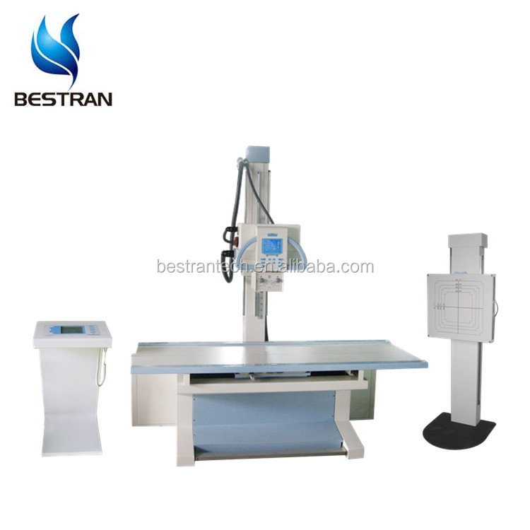 BT-XR02 Hospital Table Digital X-Ray Adopt Digital Flat Photography Radiography System