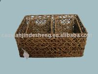 Straw Basket/ Paper Basket /storage Basket