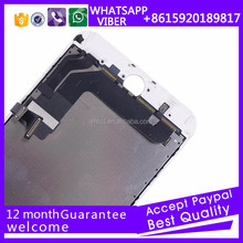 Mobile phone accessories competitive price 100% new lcd screen for iPhone 7+ 5.5 lcd made in China supplier