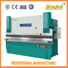 2016 new Iron Steel Sheet CNC Hydraulic Press Brake