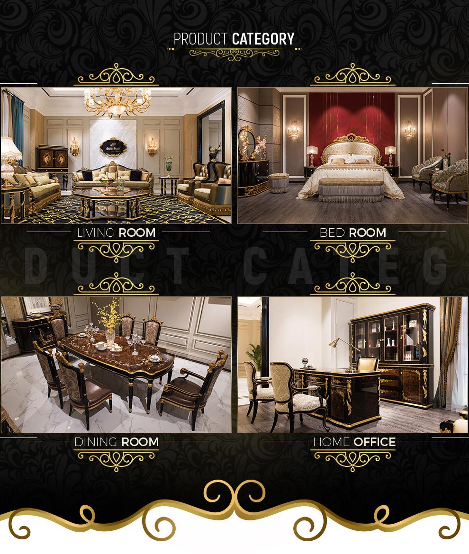 Shenzhen Ekar Furniture Co Ltd Carved Wood Furniture Modern