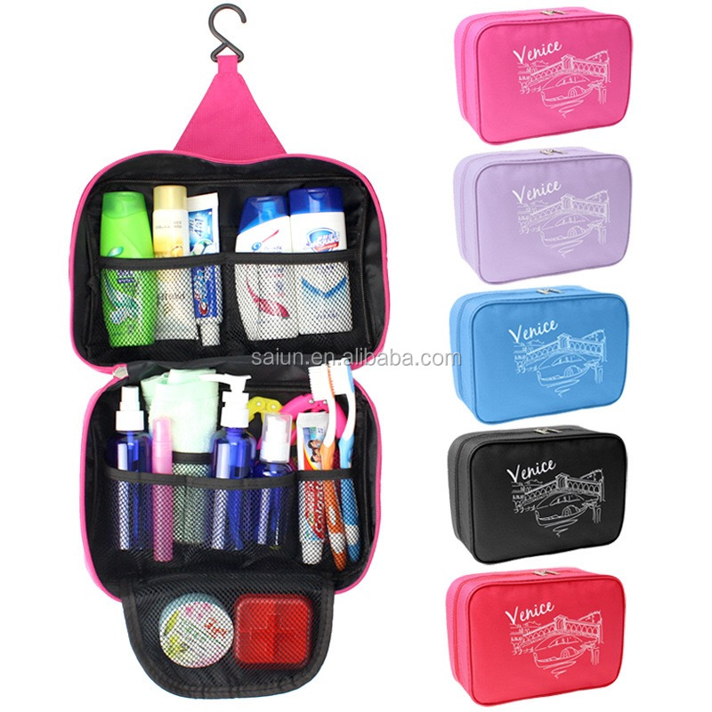 Travel toiletry bags man portable outdoor tourism waterproof large capacity travel cosmetic bag