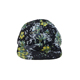 Fashion Kids Hip Hop Applique 5 Panel Earflap Hat Outdoor Cap