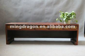 Chinese Antique Low Console Table
