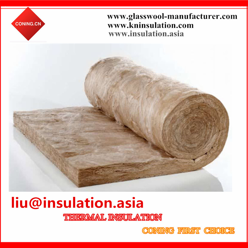 100 formaldehyde free brown glass wool fiberglass for Fiberglass wool insulation