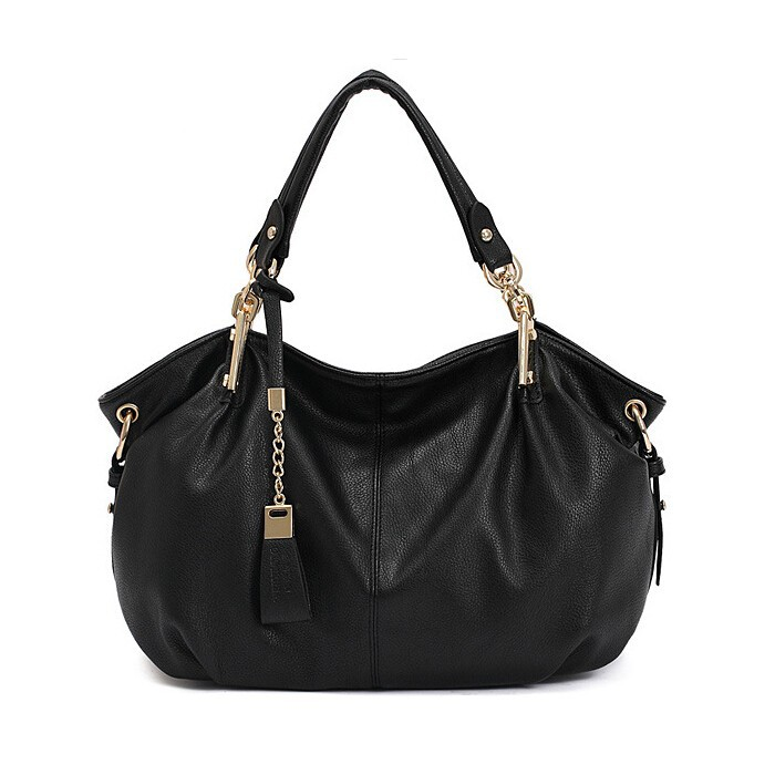 fa3e4ee93460 Get Quotations · Fashion Women Genuine Leather Handbag Tassel Designer Bags  Women Messenger Bags Shoulder Bag Vintage Crossbody Bag