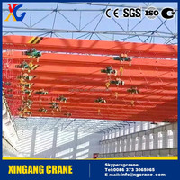 LD model single beam suspension bridge crane price