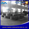 New product ideas Longitudinal Welded Line rubber pipe expansion joints