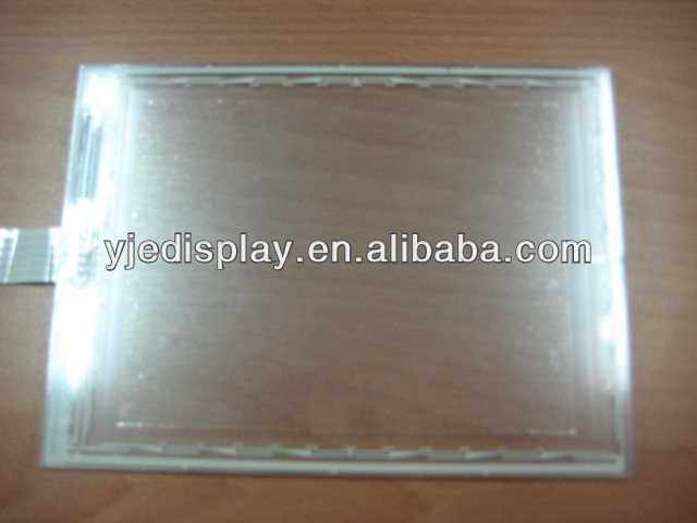 "6.4"" ELO 5 wire resistive touch screen--MS60317 sell at US$5/each"