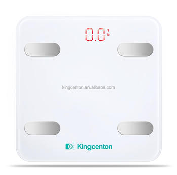 Bsci Body Fat Scale By Vive Precision Digital Bathroom Calculates Yzes Weight