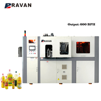 600 BPH Water Tank Blow Molding Machine for Pet Bottles Water Tank Blow Molding