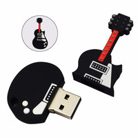 256mb 1gb 2gb bulk cheap usb flash drive in violin shape