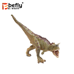 Children natural world collection toy Carnotaurus dinosaur model