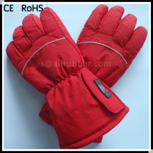 Winter Electrical Heated Gloves Ladies Battery Heated Gloves