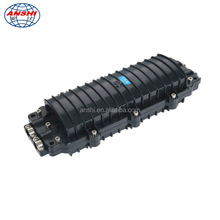 ANSHI GPJ 수평 2 inlet 2 outlet Cable Fiber optic Splice Joint 폐쇄