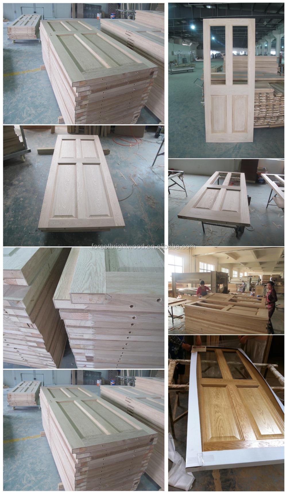 10 lite insert en verre bois de porte int rieure fen tre for Modele de porte interieure en verre
