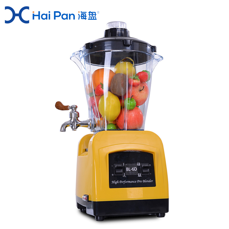 3hp king motor powerful 6L large capacity electric commercial kitchen appliance hand blender