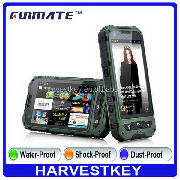 Best quality antique A8 4.0 inch IP68 Waterproof rugged mobile phone build in 3g