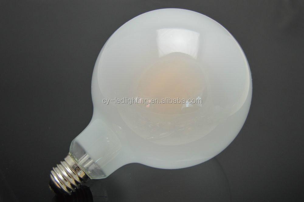 Globe 6w Led Antique Filament Style Light Bulb 2200k Medium E26 ...
