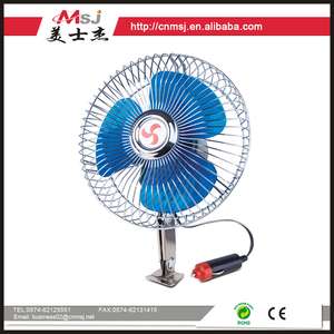 "6"" Car Fan / plastic blade radiator fan"