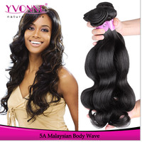2016 alibaba express free shipping malaysian hair grade 5a body wave remy hair machine weft 200g