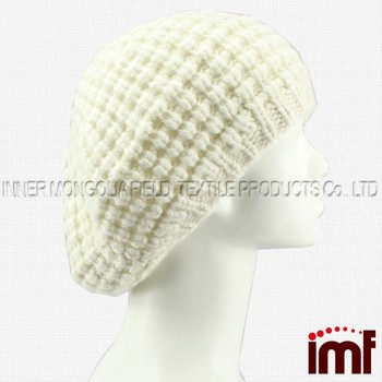Knit French Beret Hat Pattern e8df3abb8ae
