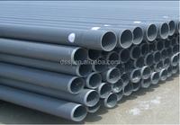 Good quality pvc plastic water drainage 4 inch diameter pvc pipe