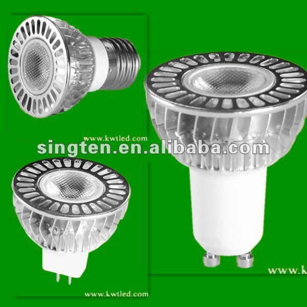 led bulb 3*2W MR16/GU5.3