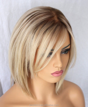 Indien Chaud Ombre Blonde Cheveux Humains