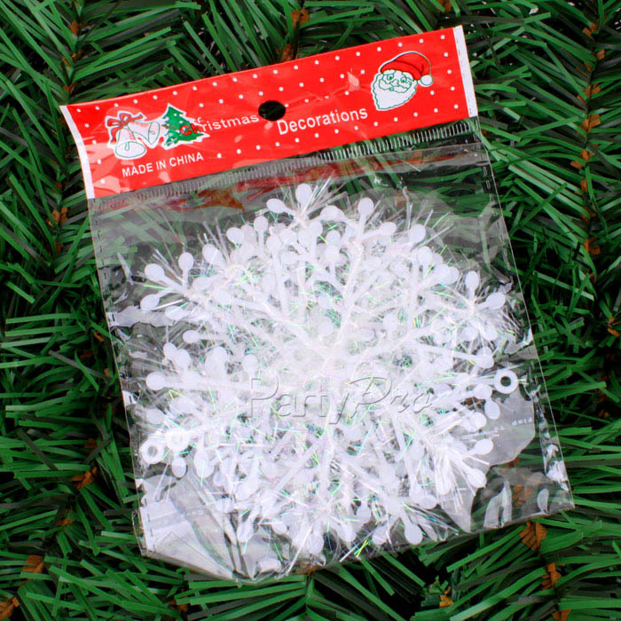 Hot Sale Various Size Large Outdoor Christmas Decorations Clear
