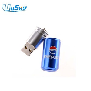 New Style Metal USB Flash Drives USB 2.0 Pen Drive,Bottle Shape Usb Flash Drive Casing