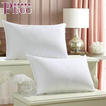 High Quality Natural Fashion New Feather Duck Down Pillow