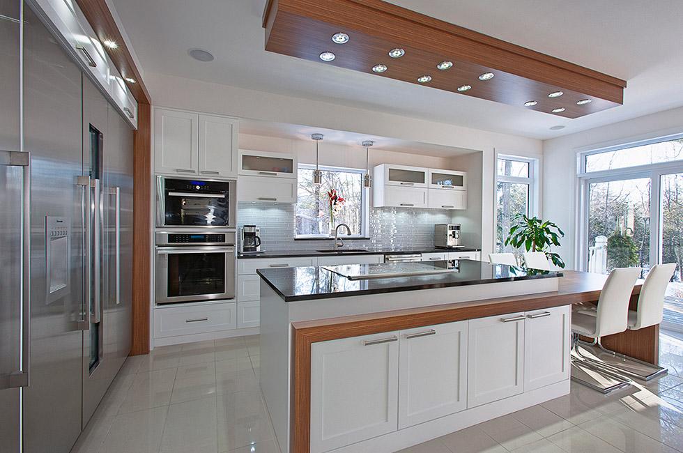 Welbom American White Oak Carved Antique Kitchen Cabinet ...