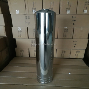 industrial filter stainless steel ss water sand filter tank,ss carbon active sand filter tank water treatment