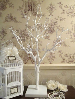 Manzanita White Wedding Wishing Tree - Buy Artificial Wedding Tree ...