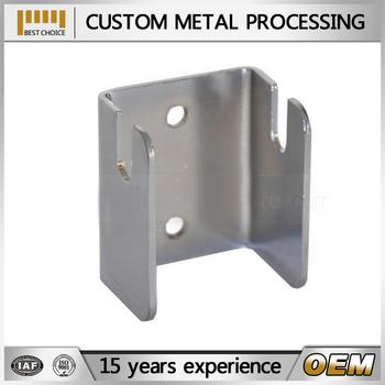 Adjustable Bracket Wall Mirror Mounting Bracket Sheet
