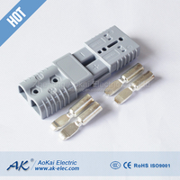 CHJ350A 600V 350A CONNECTOR IN HIGH VOLTAGE UPS ELECTRIC MACHINE FORKLIFT JOINT SITUATION POWER WIRE AOKAI CONNECTOR*