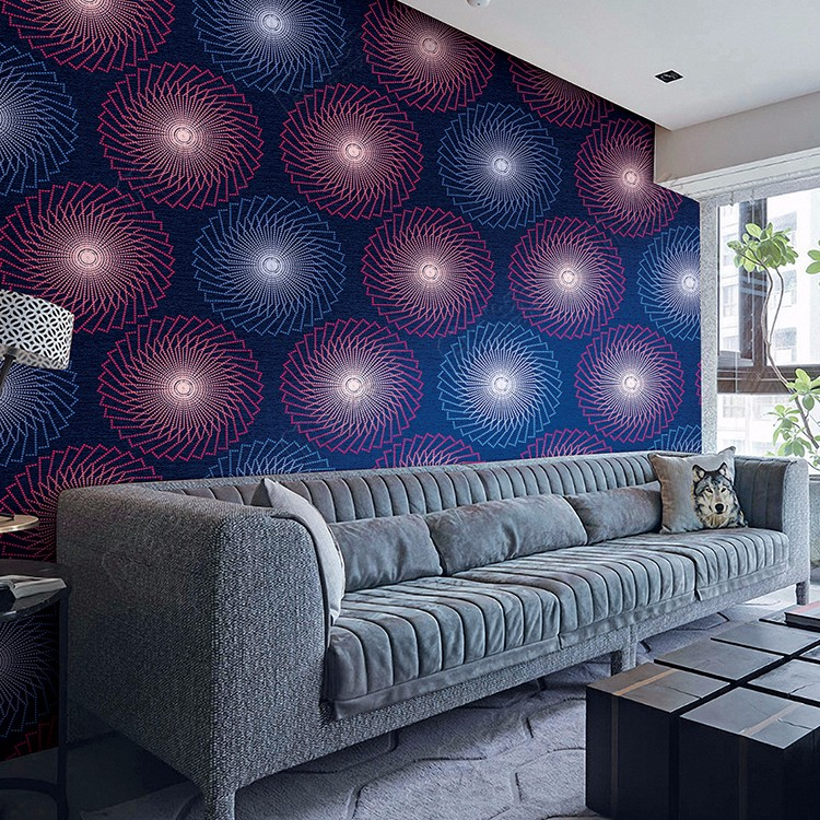 New arrival designer acoustic China wallpaper in pakistan