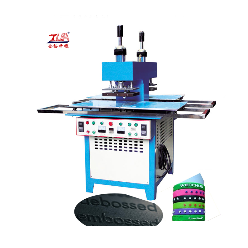 EU CE Certificate jinyu alphabet hot embossing machine