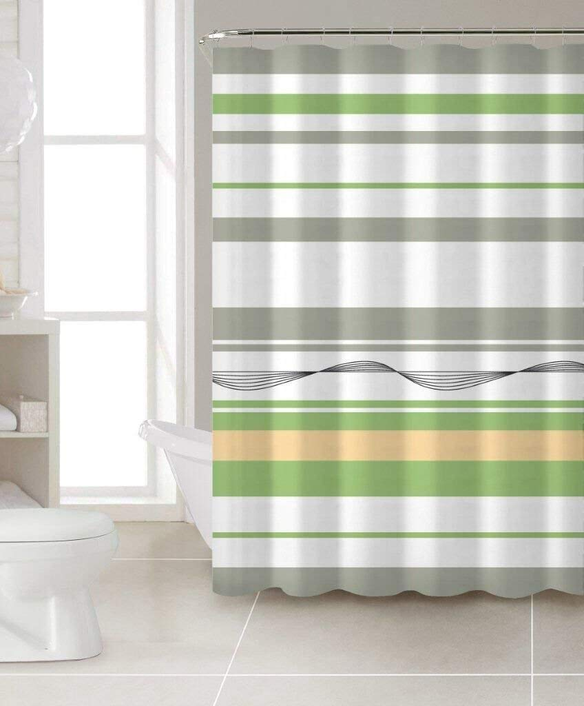 Cheap Green And Gray Shower Curtain Find Green And Gray Shower