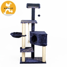 Cat Scratcher Lounge Kitty Condo Cat Scratching Tree Furniture Manufacture