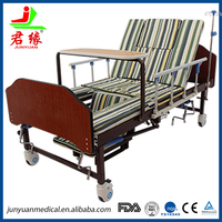 High Quality Manual Care 2 Crank Hospital Bed A02-2