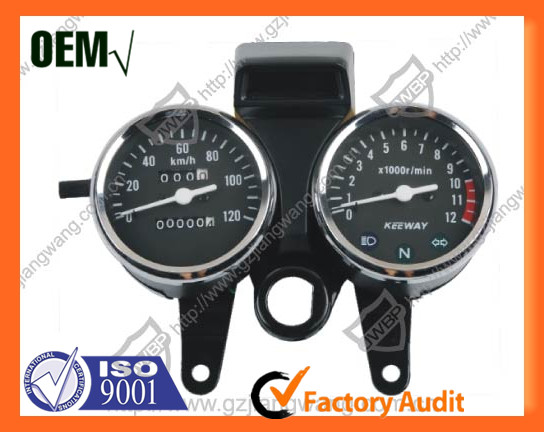 Chinese Wholesale Motorcycle Digital Speedometer GN125 for Suzuki