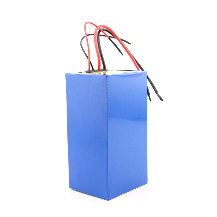 Deep cycle lithium polymer lifepo4 battery pack 48v 12ah for electric scooter