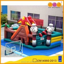 Interesting inflatble product commercial inflatable fun city, amusement park and bouncy playground
