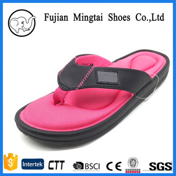 New Model Pu Slippers Flip Flop With