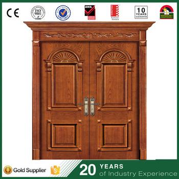 Latest Design Wooden Decorative Front Main Door Designs Kerala